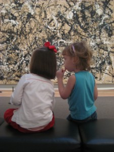 Museum Adventures with Pollock