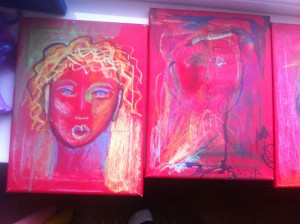 Self Portraits