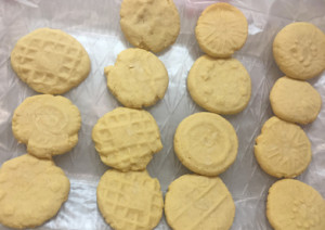 TN-swedish stamp sugar cookies