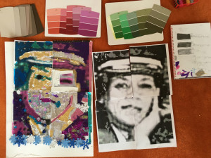 TN-Value Study with Color commemorating Airline Captain Patrice Clark Washington for Black History Month