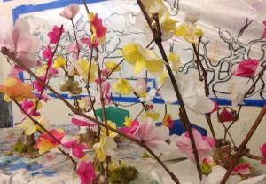 cherry blossom festival copy