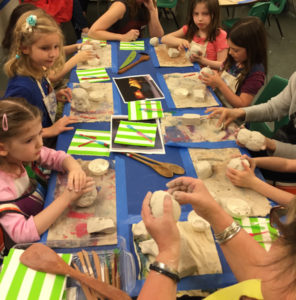 Clay animal Parent-child Workshop